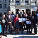 Oct. 18, 2016 - Members of CADBI with PA lawmakers who support Parole for Lifers